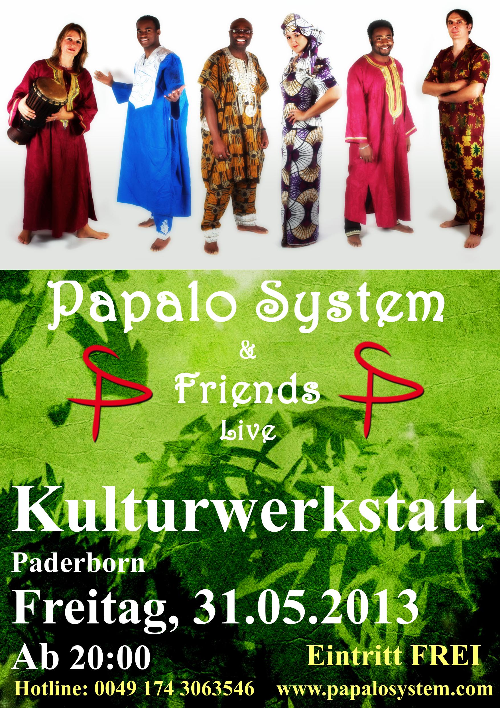 Papalo & Friends